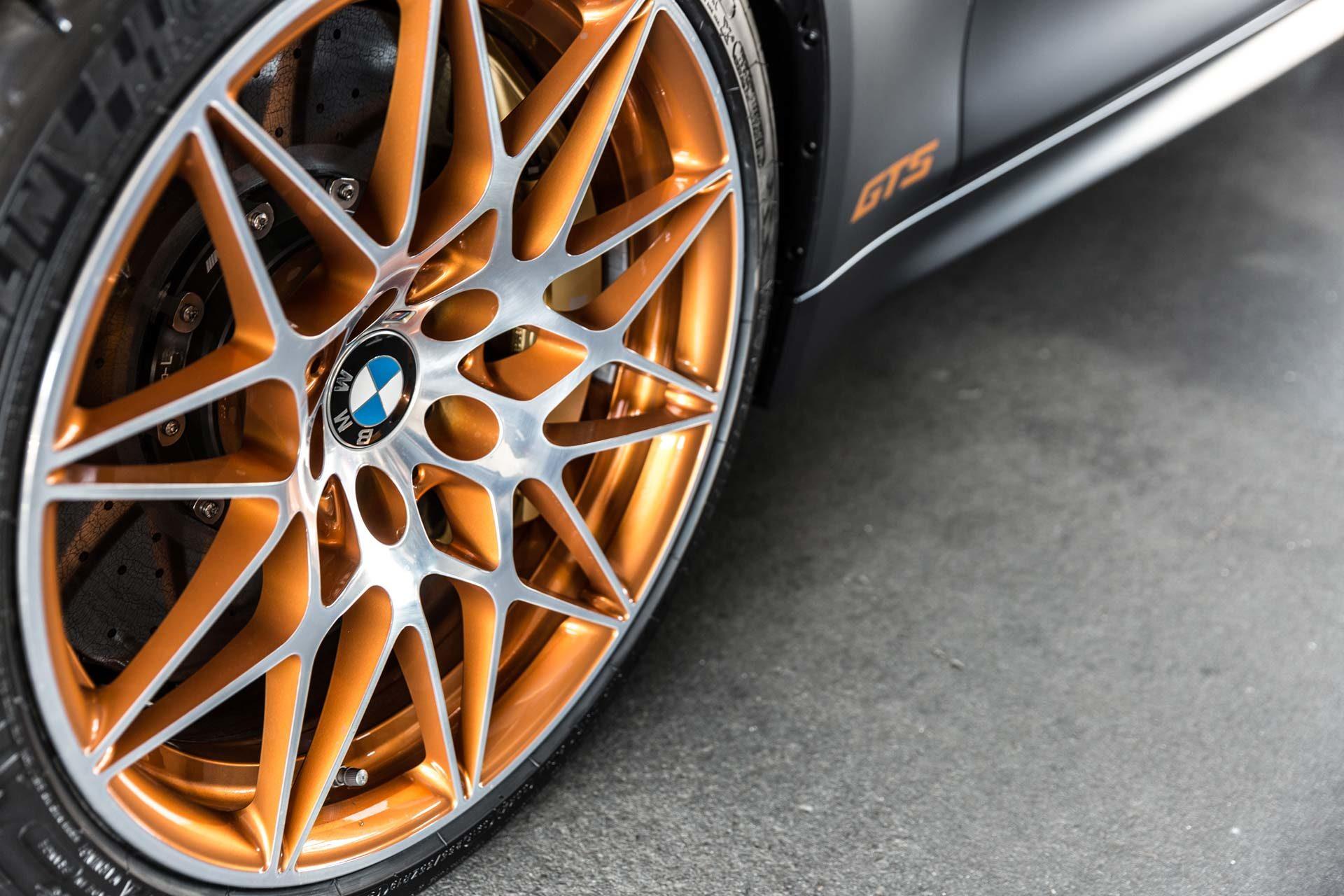 BMW M4 GTS Felge