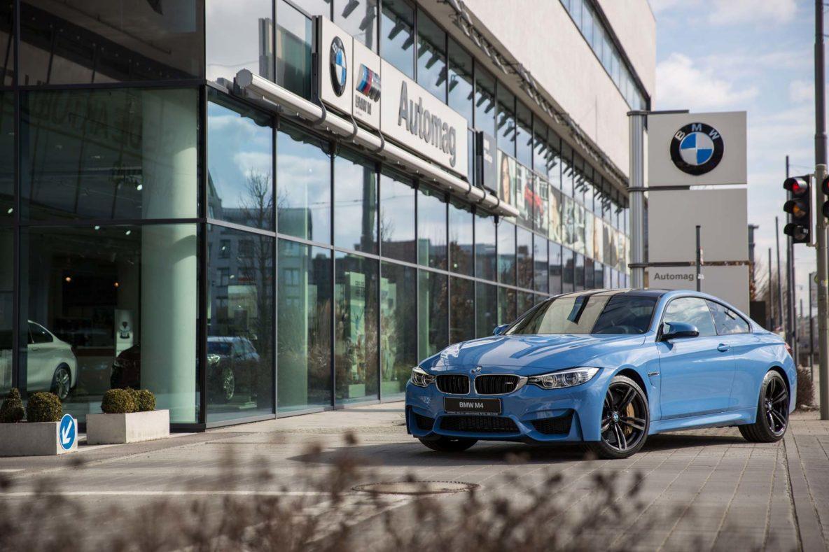BMW Automag M4