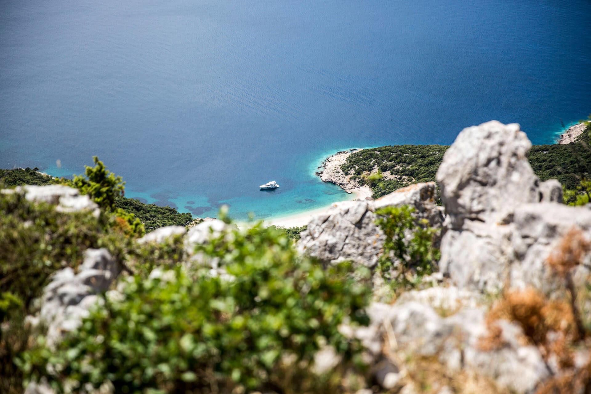 Kroatien Cres Lubenice