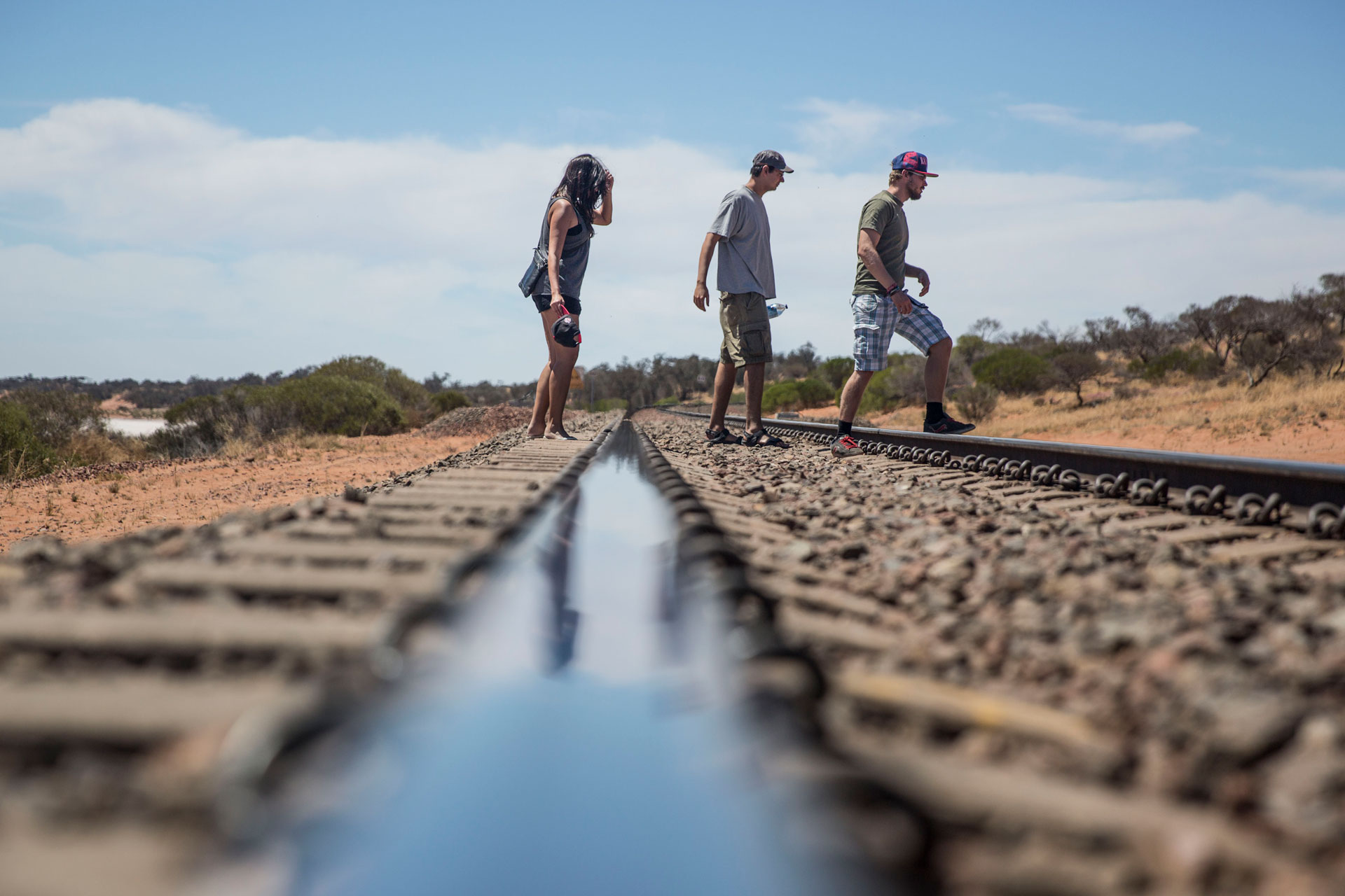Outback Rails