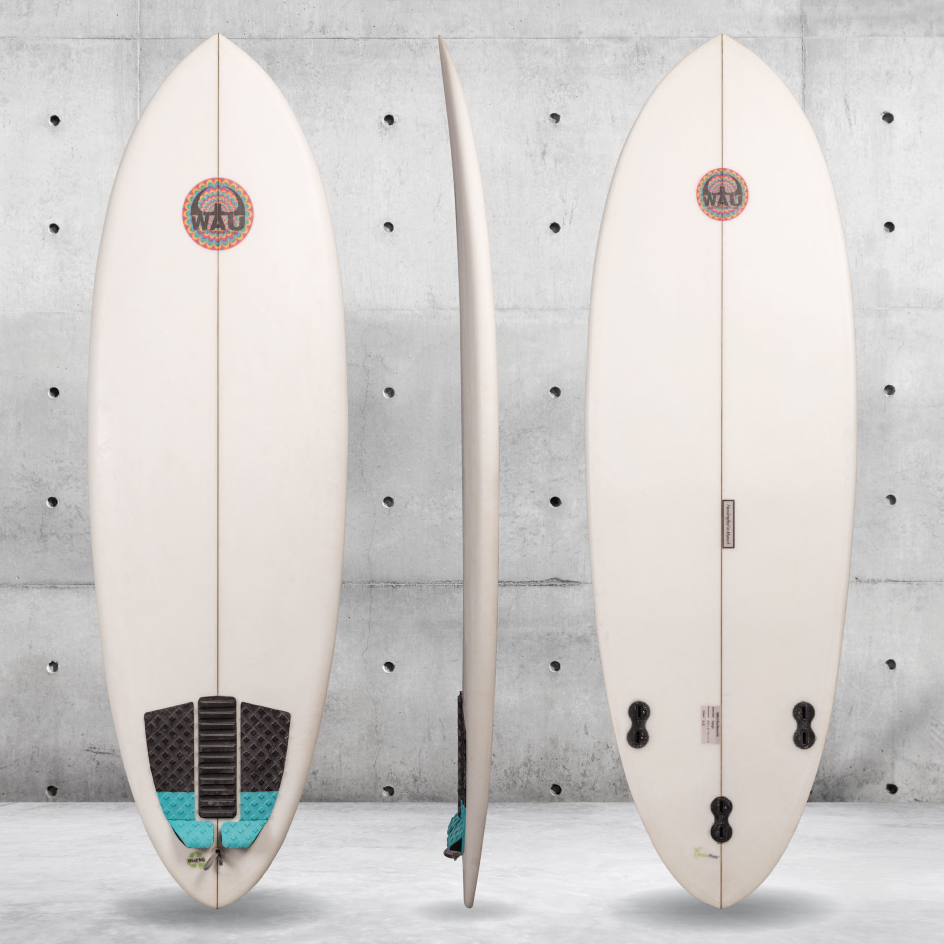 GREEN SURFBOARDS MUNICH | 100% ECO PERFORMANCE