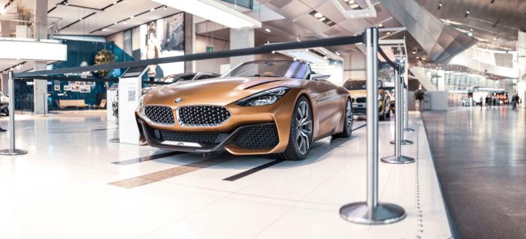 BMW Concept Z4 G29