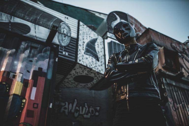 Portrait eines DJs