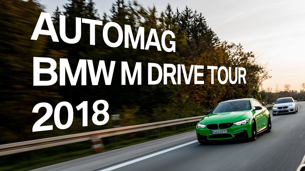 BMW M Drive Tour 2018