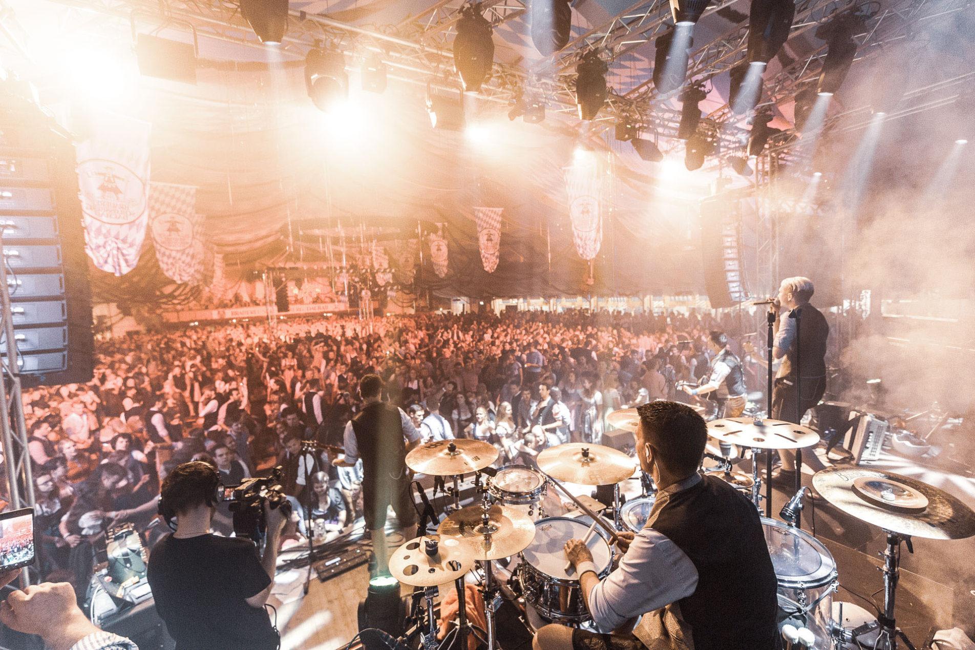 Bandfotografie München