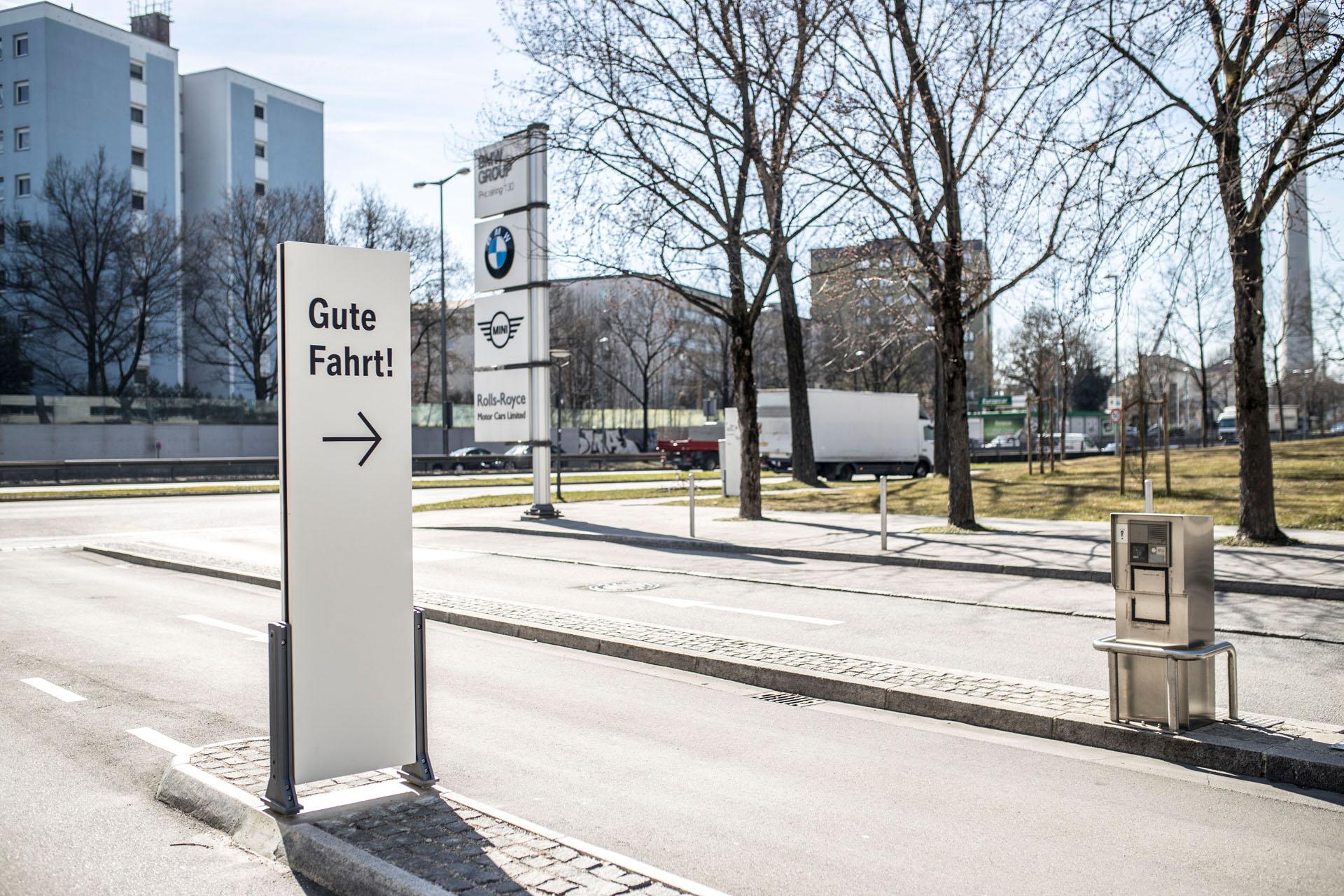 Schildergestaltung München